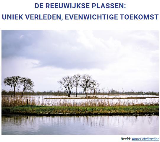 Webinar 9-3-2021 – Gebiedsvisie Reeuwijkse plassen 2021